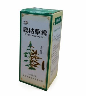 Упаковка с сиропом для щитовидной железы, от туберкулеза, воспаления лимфатических узлов